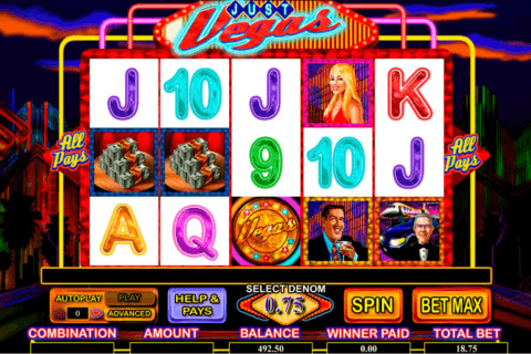 just vegas amaya casino slots