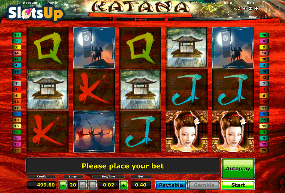 free online casino slot novomatic games