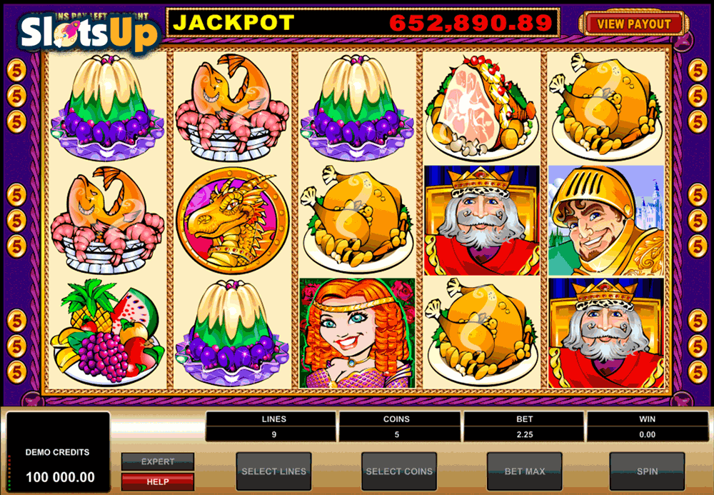 king cashalot microgaming casino slots