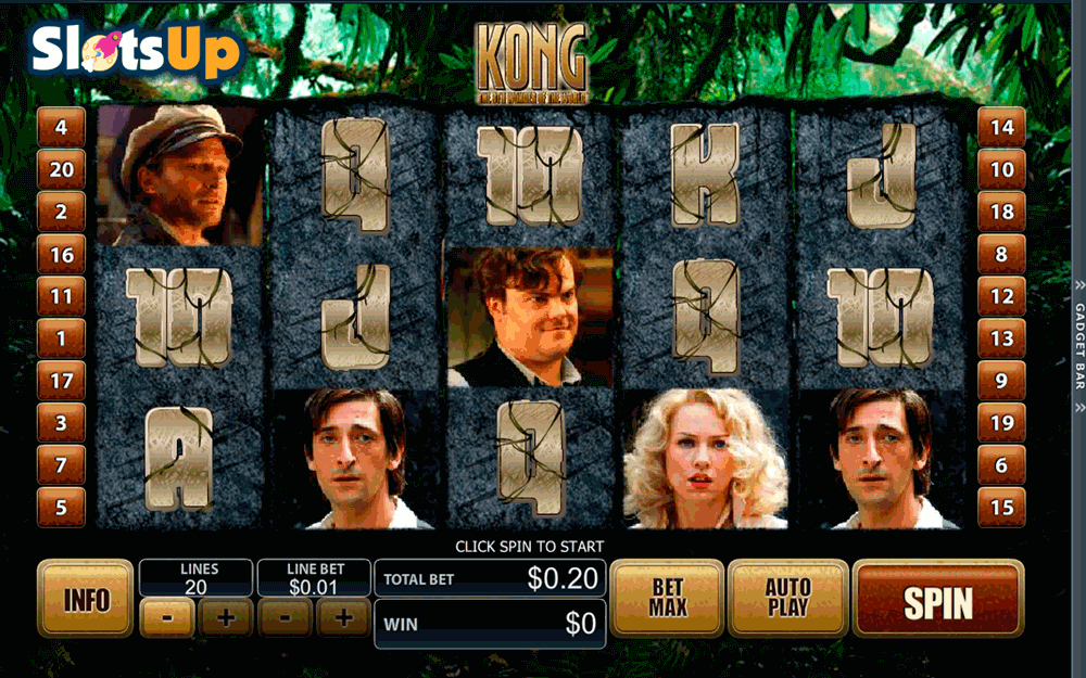 play online casino slots spielen king
