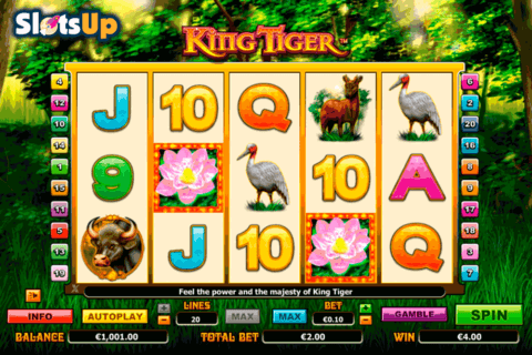 king tiger nextgen gaming casino slots