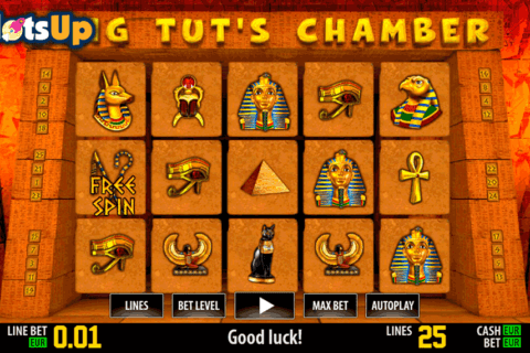 KING TUTS CHAMBER HD WORLD MATCH CASINO SLOTS