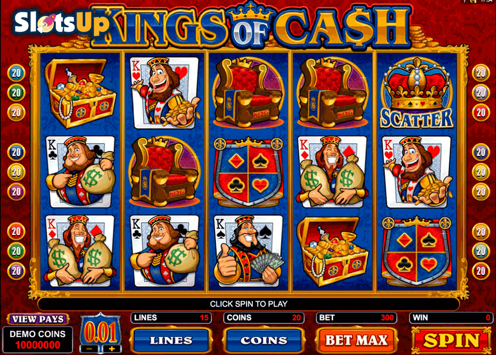 King Slot Casino