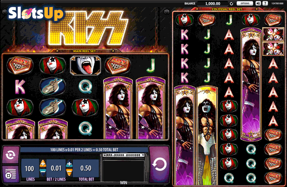 Kiss Slot Machine Online ᐈ WMS™ Casino Slots