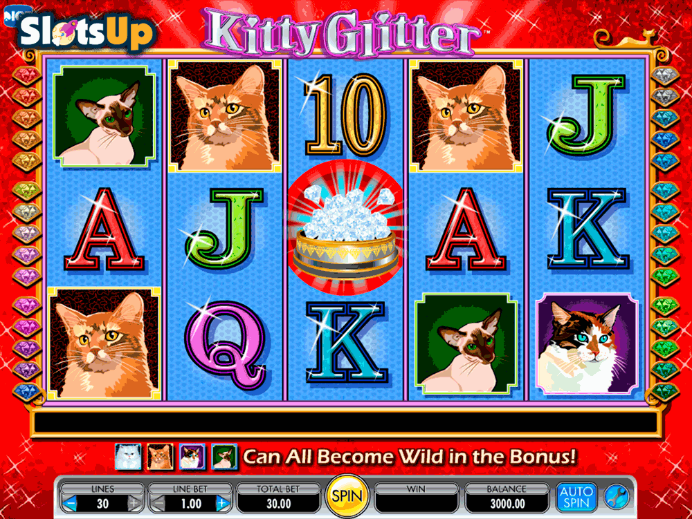 Glitter Gems Slot - Review & Play this Online Casino Game