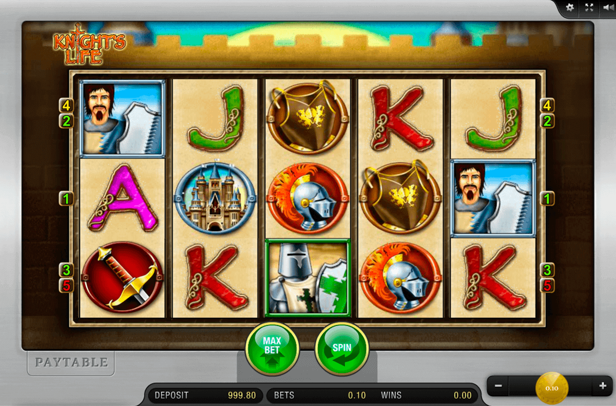 Spiele Knights And Cashtles - Video Slots Online