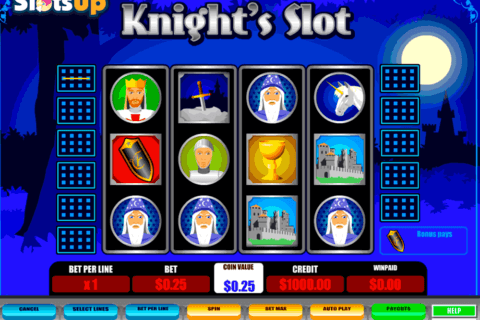 KNIGHTS SLOT B3W CASINO SLOTS