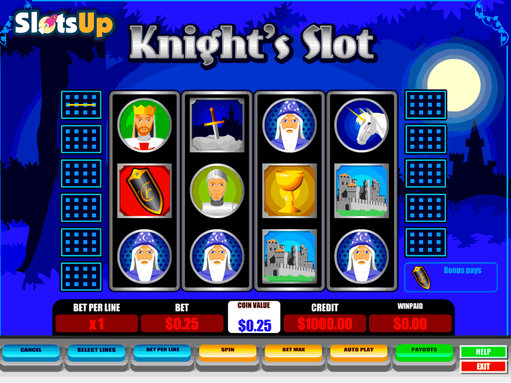 Knights Quest Slot Machine Online ᐈ Novomatic™ Casino Slots