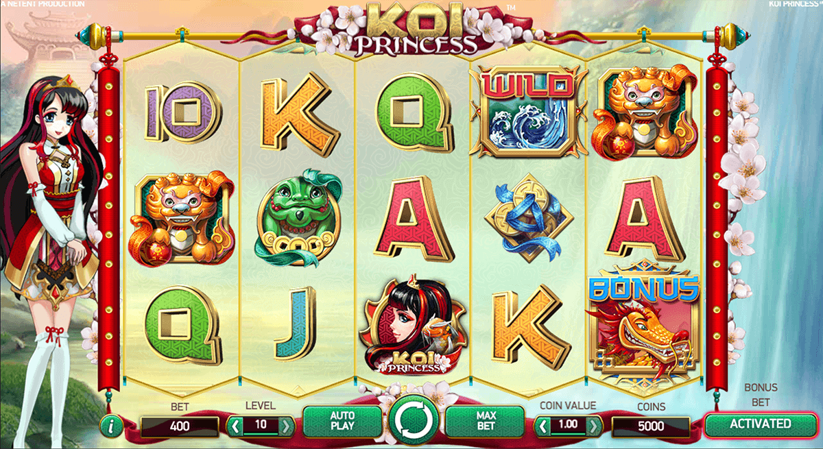 Spiele Koi PrinceГџ Slot Machine - Video Slots Online