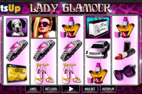 LADY GLAMOUR HD WORLD MATCH CASINO SLOTS