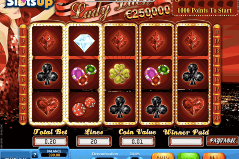 lady luck skillonnet casino slots