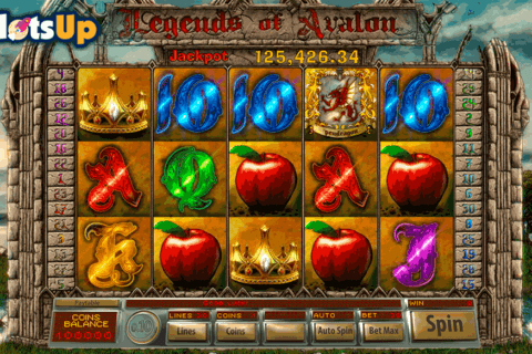 legends of avalon saucify casino slots