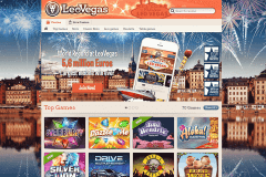 LEOVEGAS CASINO PREVIEW