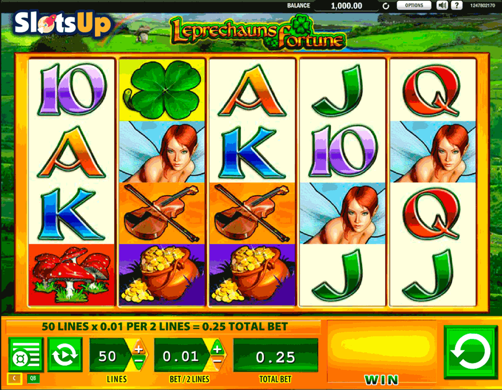 Fortune Pays Slots - Play Real Casino Slot Machines Online