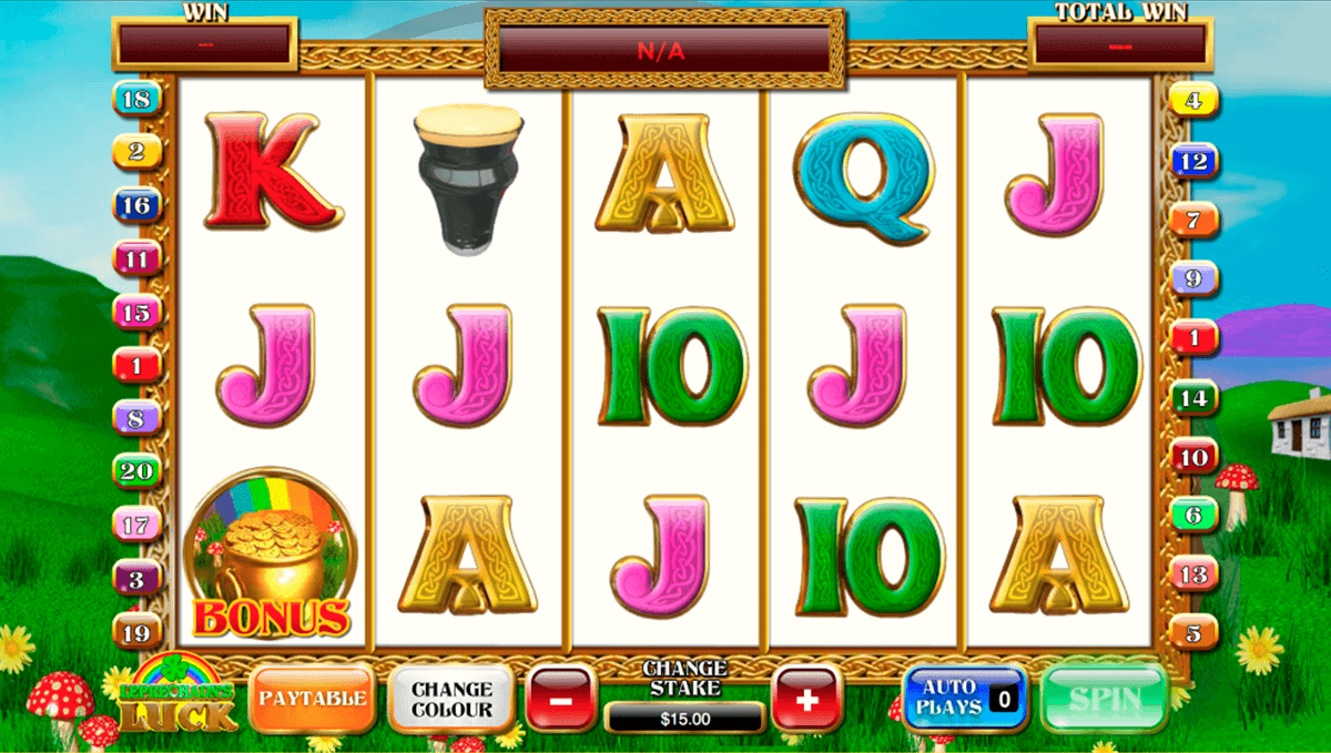 Leprechaun Luck Slot Machine Online ᐈ Slotland™ Casino Slots