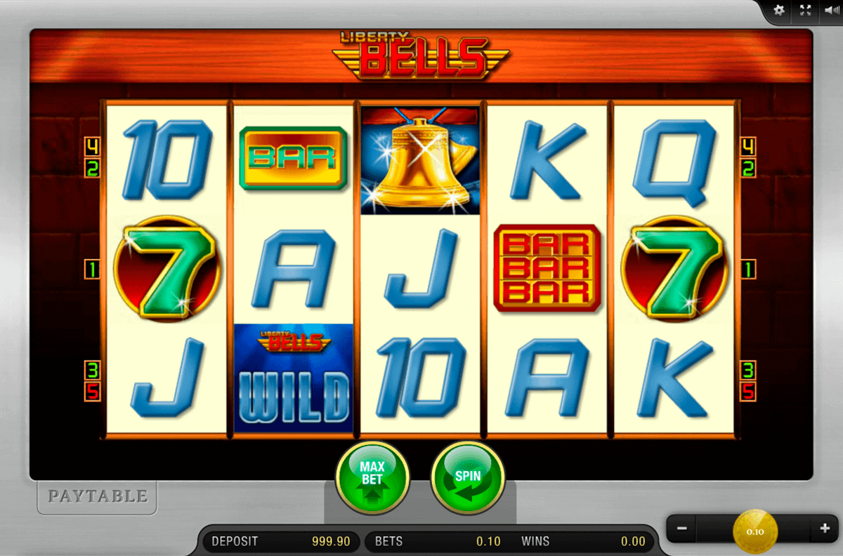 Liberty Bells Slot Machine Online ᐈ Merkur™ Casino Slots