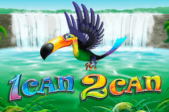 logo 1 can 2 can nextgen gaming slot game