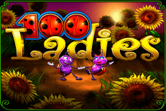 logo 100 ladies igt slot game