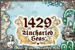 logo 1429 uncharted seas thunderkick slot game