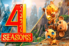 logo 4 seasons betsoft slot game