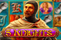 logo 5 knights nextgen gaming slot game
