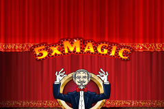 logo 5x magic playn go slot game
