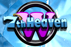 logo 7th heaven betsoft slot game