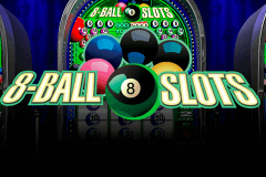 logo 8ball slots playtech slot game