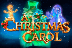 logo a christmas carol betsoft slot game
