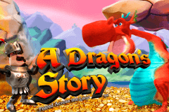 logo a dragons story nextgen gaming slot game