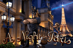 logo a night in paris betsoft slot game