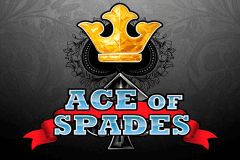 logo ace of spades playn go slot game
