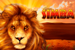 logo african simba novomatic slot game