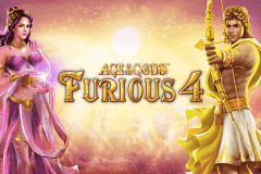 logo age of the gods furious 4 playtech slot game