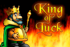 logo alles spitze king of luck merkur slot game