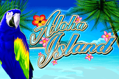 ALOHA ISLAND BALLY SLOT GAME
