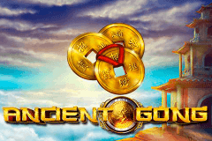 logo ancient gong gameart slot game