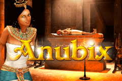 logo anubix novomatic slot game