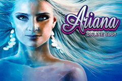 logo ariana microgaming slot game