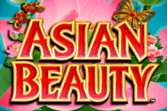 logo asian beauty microgaming slot game