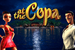 logo at the copa betsoft slot game