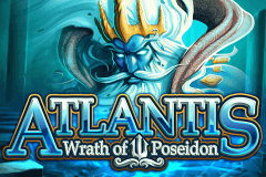 logo atlantis gaming1 slot game