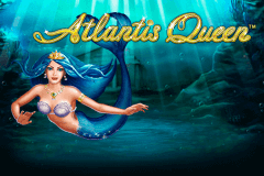 logo atlantis queen playtech slot game