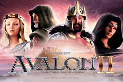 logo avalon ii microgaming slot game