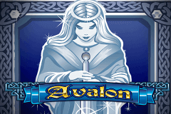 logo avalon microgaming slot game