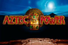 logo aztec power novomatic slot game