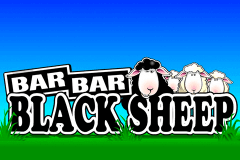 logo barbarblack sheep microgaming slot game