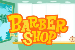 logo barber shop thunderkick slot game