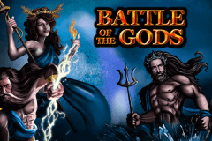 logo battle of the gods playtech slot game