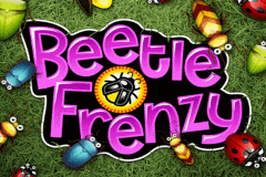 logo beetle frenzy netent slot game